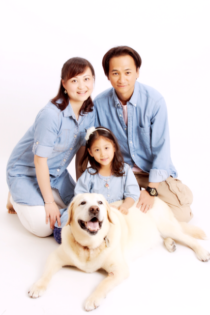 Maggie and her Family